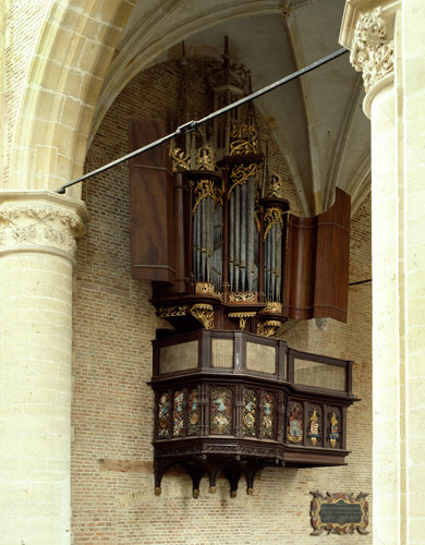 Covelens orgel Alkmaar